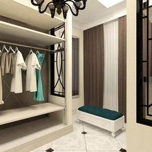 Фото из портфолио Проект квартиры, Парадный квартал – фотографии дизайна интерьеров на InMyRoom.ru