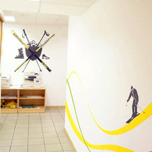 Фото из портфолио Оформление офиса компании Фишер – фотографии дизайна интерьеров на INMYROOM