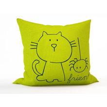 Декоративная подушка: Мой кот