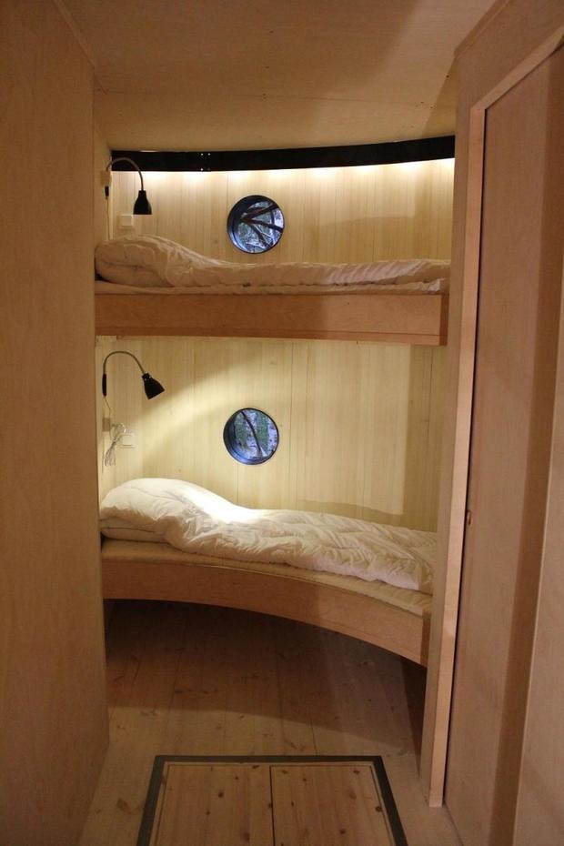 Фотография: Спальня в стиле Современный, Дом, Швеция, Дома и квартиры – фото на InMyRoom.ru