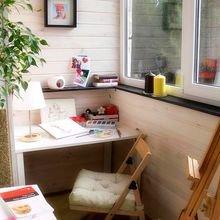Фотография: Балкон в стиле Современный, Эко, Квартира, Планировки, Перепланировка, Переделка – фото на InMyRoom.ru