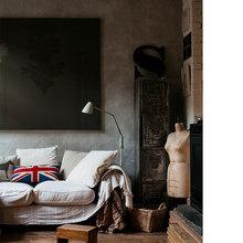 Фотография: Гостиная в стиле Кантри, Классический, Дизайн интерьера, Советы, Прованс – фото на InMyRoom.ru