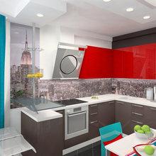"""Фото из портфолио """"Квартира для интересного человека"""" – фотографии дизайна интерьеров на INMYROOM"""