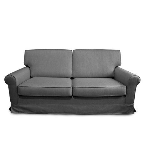 Прямой диван в спальне – куда поставить?