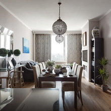 """Фото из портфолио Квартира в ЖК """"Авеню77"""" – фотографии дизайна интерьеров на INMYROOM"""