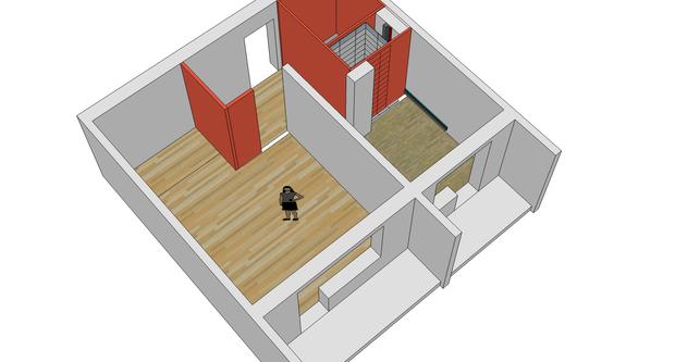 Помогите создать дизайн квартиры