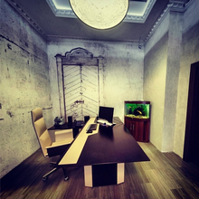 Фото из портфолио Офис. Шоу-рум. Проспект-Москва – фотографии дизайна интерьеров на INMYROOM
