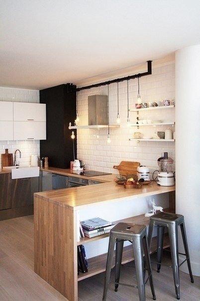 Фотография: Кухня и столовая в стиле Лофт, Декор интерьера, Советы, Саша Мершиев, Leroy Merlin – фото на INMYROOM