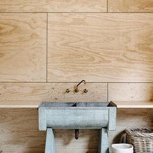Фото из портфолио Сокровище, спрятанное в Сорренто на полуострове Морнингтон, Виктория – фотографии дизайна интерьеров на InMyRoom.ru