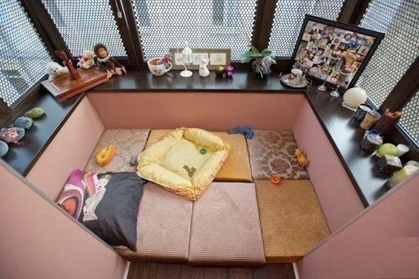 Фотография:  в стиле , Балкон, Квартира, Декор, Советы, как обустроить маленький балкон, идеи для маленького балкона, декор балкона – фото на InMyRoom.ru