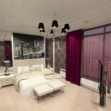 Фотография: Спальня в стиле Классический, Эклектика – фото на InMyRoom.ru
