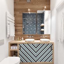 Фото из портфолио Интерьер дома в Подмосковье от INT2 – фотографии дизайна интерьеров на InMyRoom.ru
