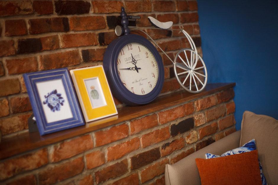 Фотография: Декор в стиле Лофт, Квартира, Проект недели, Химки, Ануш Аракелян, Монолитный дом, ЖК «Правый Берег» – фото на InMyRoom.ru