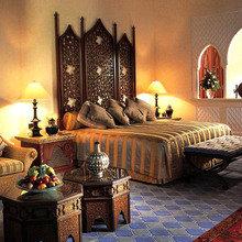 Фотография: Спальня в стиле Современный, Восточный, Классический, Декор интерьера, Интерьер комнат, Прованс, Восток – фото на InMyRoom.ru