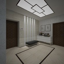 Фото из портфолио Северный дом – фотографии дизайна интерьеров на INMYROOM