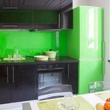 Фото из портфолио Печать на стекле – фотографии дизайна интерьеров на InMyRoom.ru