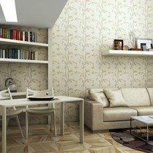 Фото из портфолио Квартира-комната двухуровневая. Старый фонд. – фотографии дизайна интерьеров на InMyRoom.ru