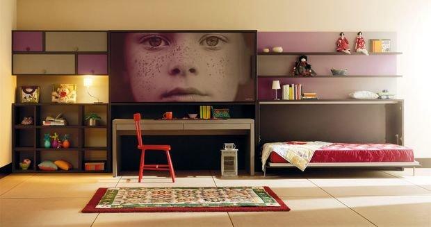 Фотография: Детская в стиле Современный, Квартира, Дом, Советы, Barcelona Design – фото на InMyRoom.ru
