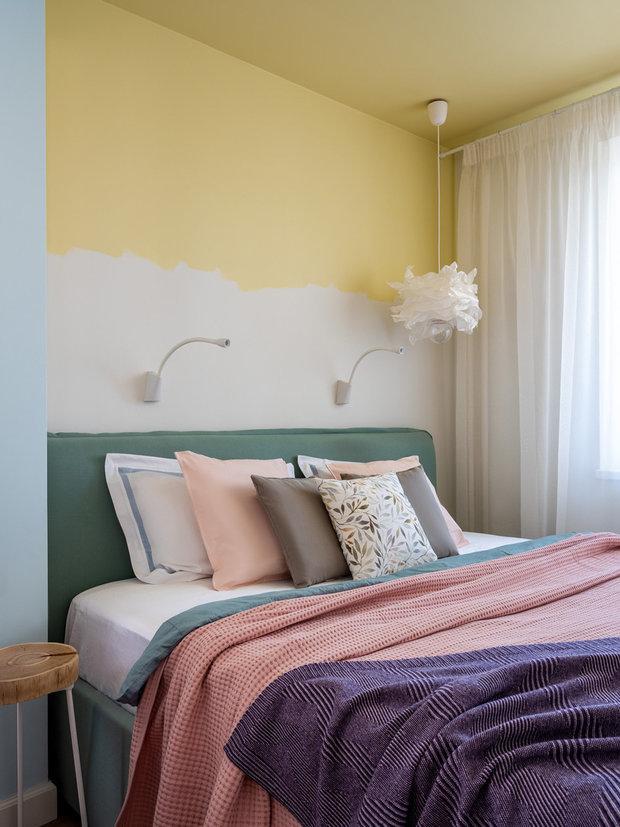 Фотография: Спальня в стиле Скандинавский, Эко, Декор интерьера – фото на INMYROOM