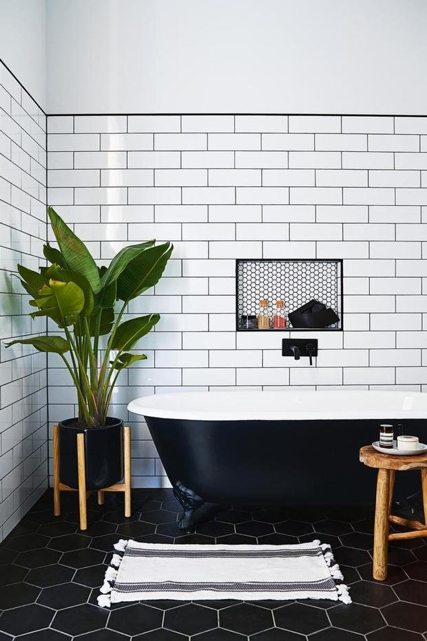 Фотография: Ванная в стиле Современный, Советы, «Точка дизайна» – фото на InMyRoom.ru