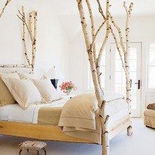 Фотография: Спальня в стиле Кантри, Эко, Декор интерьера, Мебель и свет, Декор дома, Светильники, Зеркала – фото на InMyRoom.ru