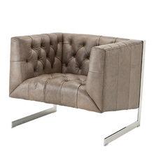 Кожаное кресло Crawford
