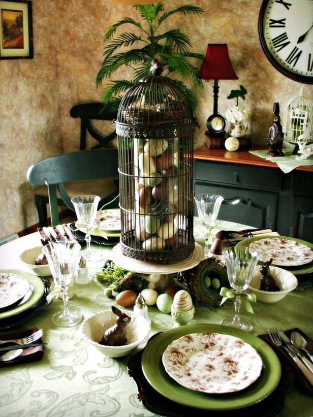 Фотография: Кухня и столовая в стиле Прованс и Кантри, Декор интерьера, Дом, Декор дома, Праздник – фото на InMyRoom.ru
