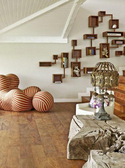 Фотография: Декор в стиле Лофт, Восточный, Эклектика, Дома и квартиры, Городские места, Отель, Бразилия – фото на INMYROOM