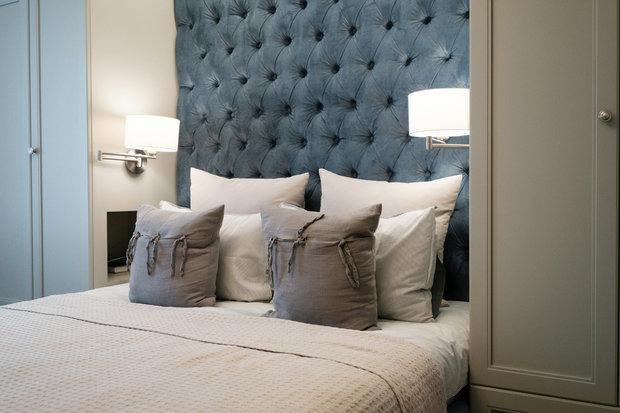 Фото из портфолио Квартира для молодой пары – фотографии дизайна интерьеров на INMYROOM