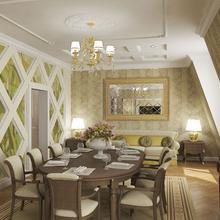 Фото из портфолио проект квартиры в классическом стиле – фотографии дизайна интерьеров на INMYROOM