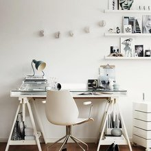 Фото из портфолио Жизнь в белом – фотографии дизайна интерьеров на InMyRoom.ru