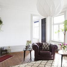 Фото из портфолио Рецепт скандинавского шика: национальный дух и дизайнерская современность – фотографии дизайна интерьеров на INMYROOM