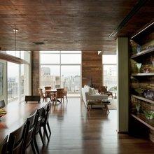 Фотография: Кухня и столовая в стиле Современный, Декор интерьера, Декор дома, Бразилия, Пол, Сан-Паулу, Потолок – фото на InMyRoom.ru