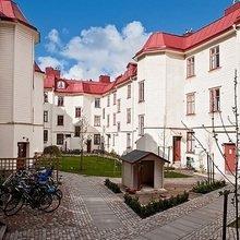 Фотография: Архитектура в стиле , Малогабаритная квартира, Квартира, Цвет в интерьере, Дома и квартиры – фото на InMyRoom.ru
