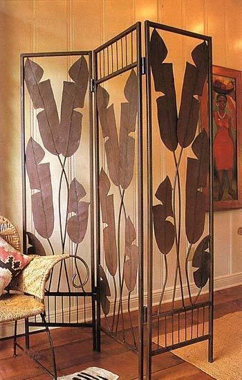 Фотография: Декор в стиле Эко, Декор интерьера, Декор дома, Ширма, Перегородки – фото на InMyRoom.ru