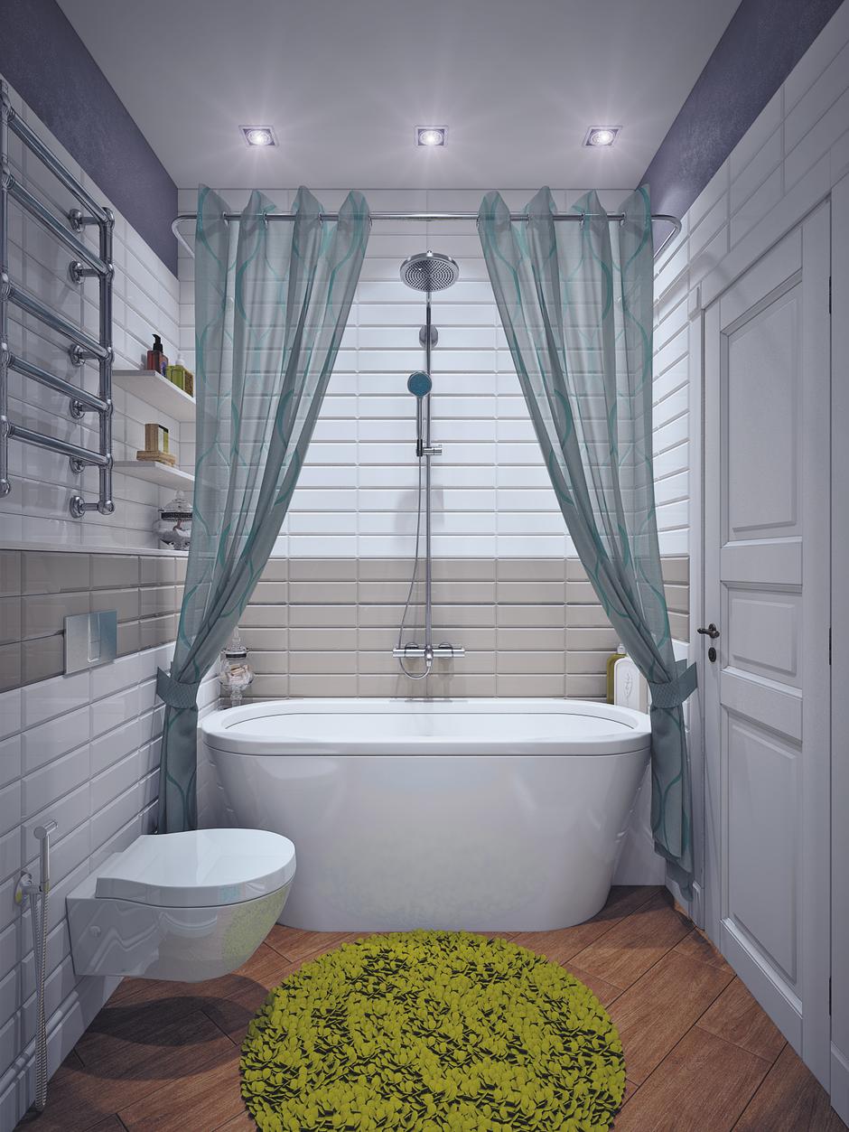 Фотография: Ванная в стиле , Декор интерьера, DIY, Квартира, Restoration Hardware, Дома и квартиры, IKEA, Проект недели, Cosmorelax, Ideal Lux – фото на InMyRoom.ru
