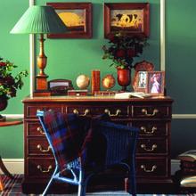 Фотография: Декор в стиле Кантри, Декор интерьера, Дизайн интерьера, Цвет в интерьере, Dulux – фото на InMyRoom.ru