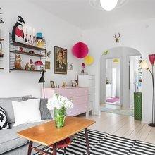Фото из портфолио Двухкомнатная квартира на Хесслехольм Street 2B – фотографии дизайна интерьеров на INMYROOM