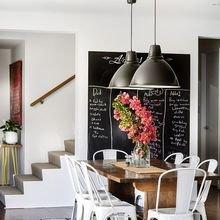 Фотография: Кухня и столовая в стиле Лофт, Скандинавский, Декор интерьера, Текстиль, Декор, Декор дома, Пэчворк – фото на InMyRoom.ru