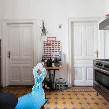 Фото из портфолио  Однокомнатная Квартира в Вене – фотографии дизайна интерьеров на INMYROOM