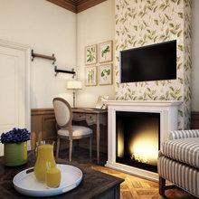 Фото из портфолио Ваниль,лимон...и аромат магнолий – фотографии дизайна интерьеров на InMyRoom.ru