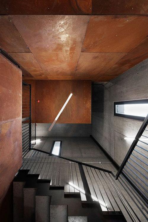 Фотография: Архитектура в стиле , Лофт, Современный, Хай-тек, Декор интерьера, Декор, CorTen, сталь-кортен, кортен – фото на InMyRoom.ru
