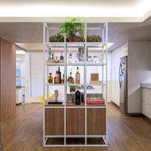 Фото из портфолио Апартаменты Trama в Бразилии – фотографии дизайна интерьеров на InMyRoom.ru
