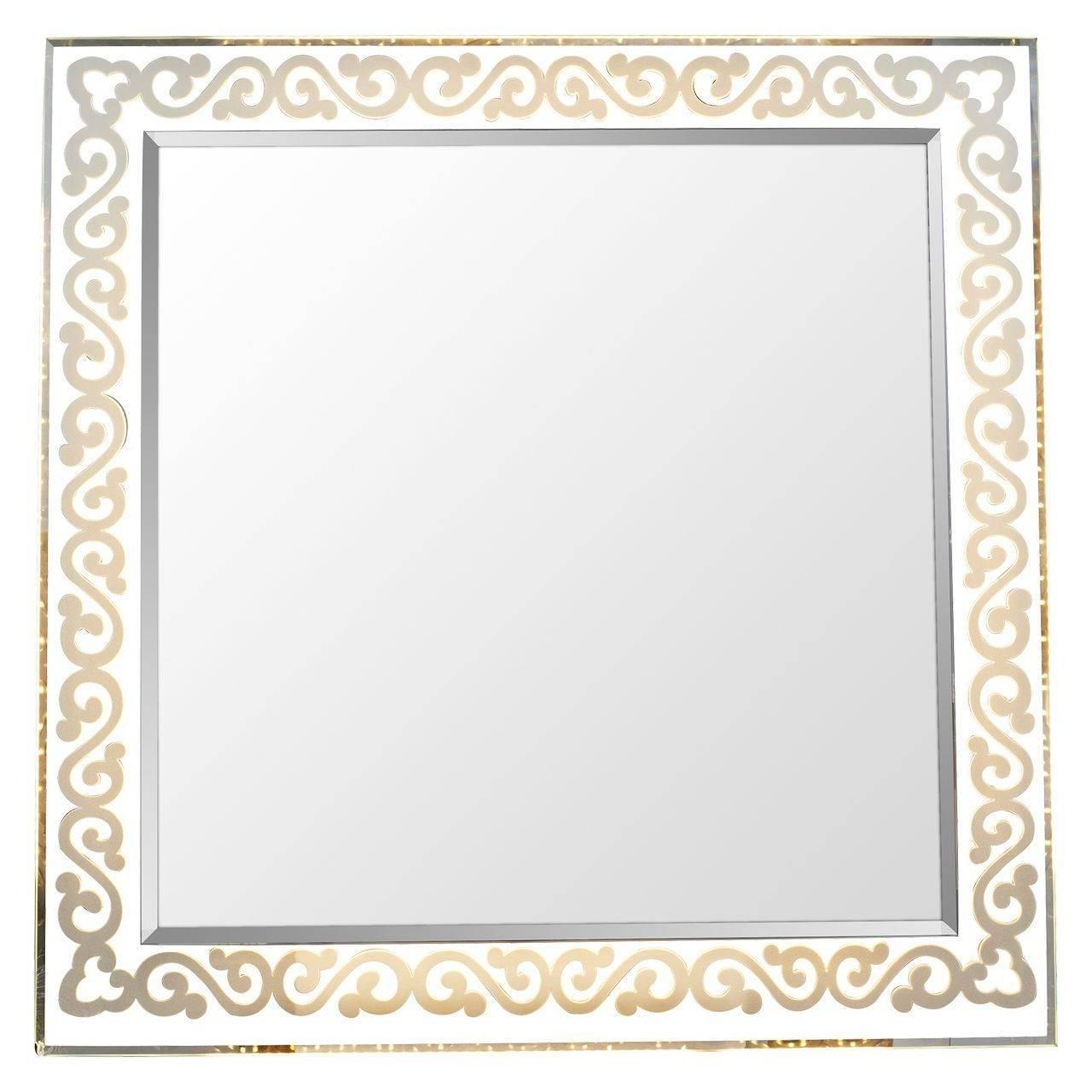 Купить со скидкой Зеркало с подсветкой  Globo
