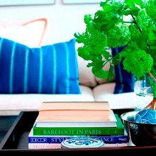Фотография: Аксессуары в стиле , Гостиная, Декор интерьера, Декор дома, Советы, Стол, Журнальный столик – фото на InMyRoom.ru