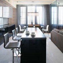 Фото из портфолио Квартира в минималистичном дизайне – фотографии дизайна интерьеров на INMYROOM