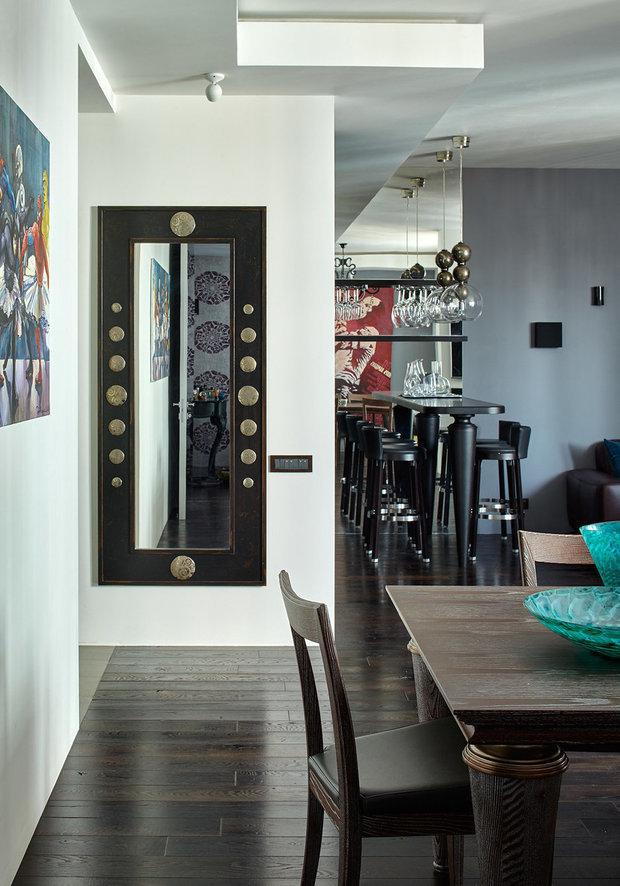 Фотография: Кухня и столовая в стиле Эклектика, Ванная, Прихожая, Гостиная, Спальня, Классический, Лофт, Современный, Хай-тек, Декор интерьера, Квартира, Дом, Декор – фото на INMYROOM