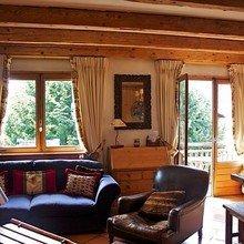 Фотография: Гостиная в стиле Кантри, Эклектика, Кухня и столовая, Дизайн интерьера – фото на InMyRoom.ru