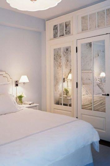 Фотография: Спальня в стиле Прованс и Кантри, Квартира, Советы, Ремонт на практике, Хрущевка – фото на InMyRoom.ru