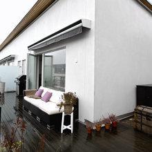 Фото из портфолио Терраса на крыше — мечта многих!!! – фотографии дизайна интерьеров на InMyRoom.ru